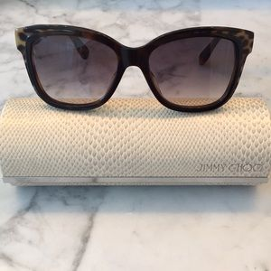 Jimmy Choo Bebi Sunglasses